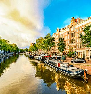 Pacote para Amsterdam e Bruxelas Top Brasil Turismo