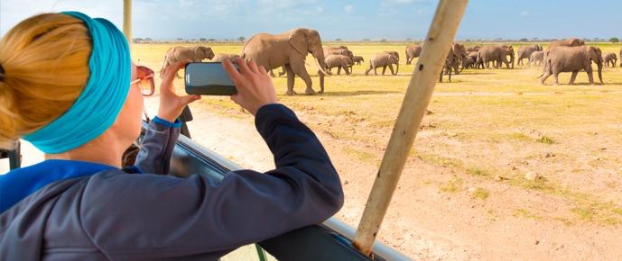 Por que viajar para África do Sul