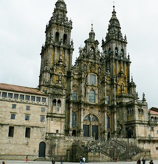 Pacote para Portugal e Santiago de Compostela