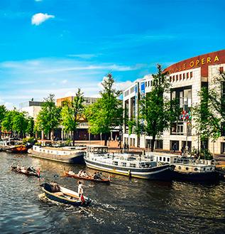 Pacote para Amsterdam Top Brasil Turismo