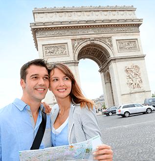 Paris, Portugal e Espanha no Corpus Christi Top Brasil Turismo