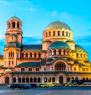 pacotes para bulgaria