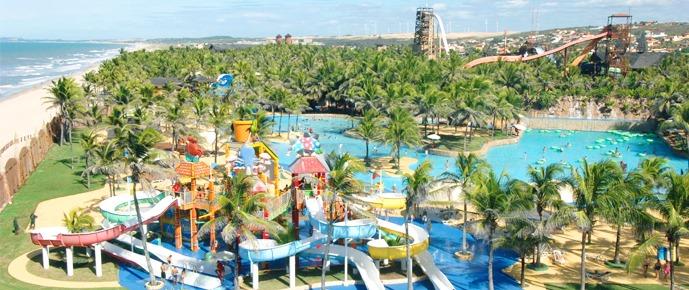 pacotes beach park resort