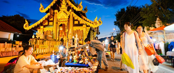 7 bons motivos para você visitar a Tailândia