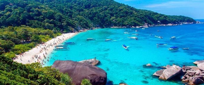 praias tailandia