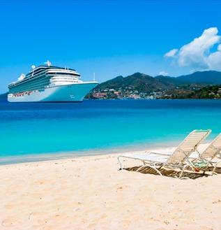 cruzeiro para caribe