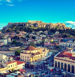 pacotes para grecia