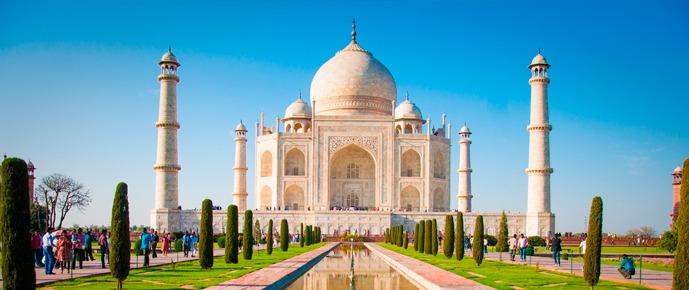 Pacotes para India