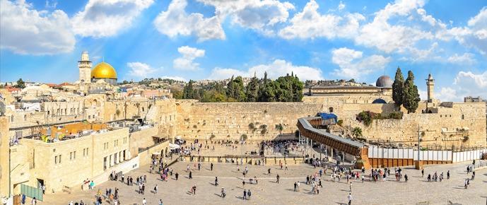 pacotes para israel