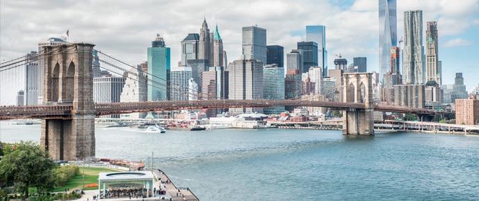 pacotes para nova york