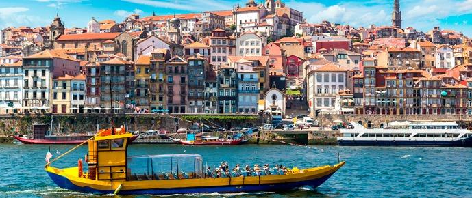 pacotes para portugal