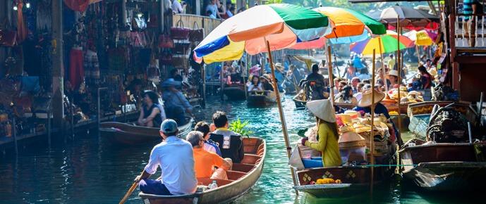 pacotes para tailandia, viagem dos sonhos, lugares exóticos