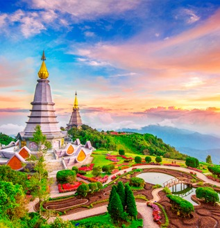 pacote para tailandia
