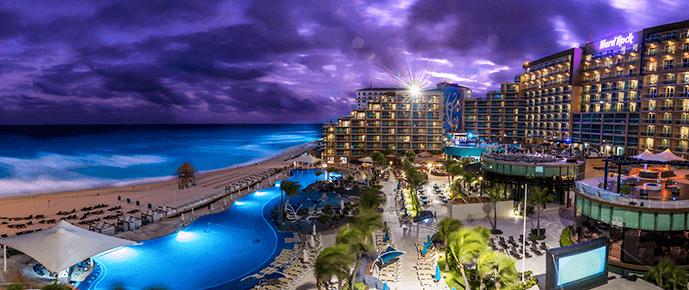 Pacotes Hard Rock Cancun Top Brasil Turismo