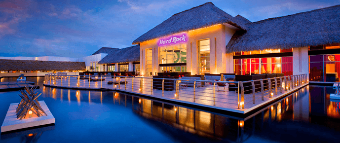 Hard Rock Punta Cana Top Brasil Turismo