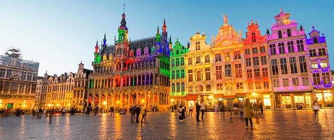 Bélgica Top Brasil Turismo