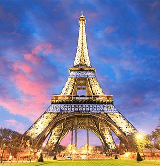 Pacotes para Paris Top Brasil Turismo