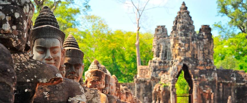pacotes para camboja