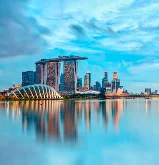 pacotes para singapura