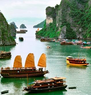 pacotes para o vietna