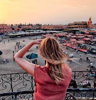 Viagem para Marrocos: Experiências Únicas e Marcantes