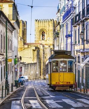 pacote portugal e espanha