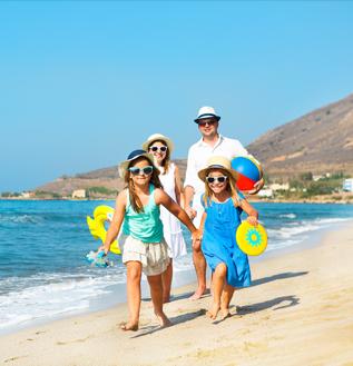 pacotes de viagens com criancas
