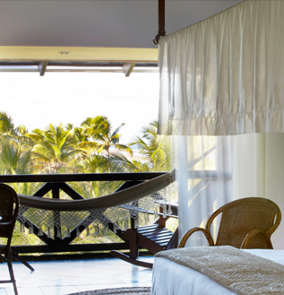 nannai resort apartamento super luxo