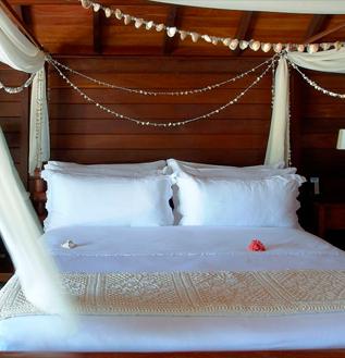 nannai resort bangalo super luxo