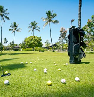 nannai resort campo de golf
