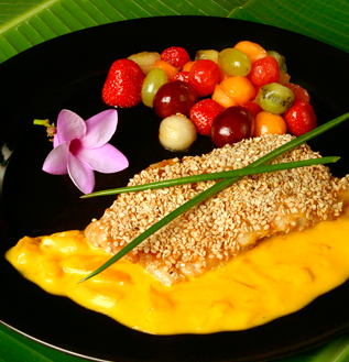 nannai resort gastronomia