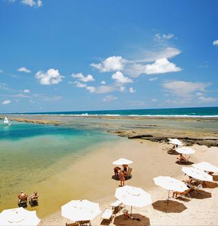 nannai resort praia