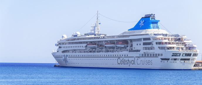 pacote para grecia de cruzeiro