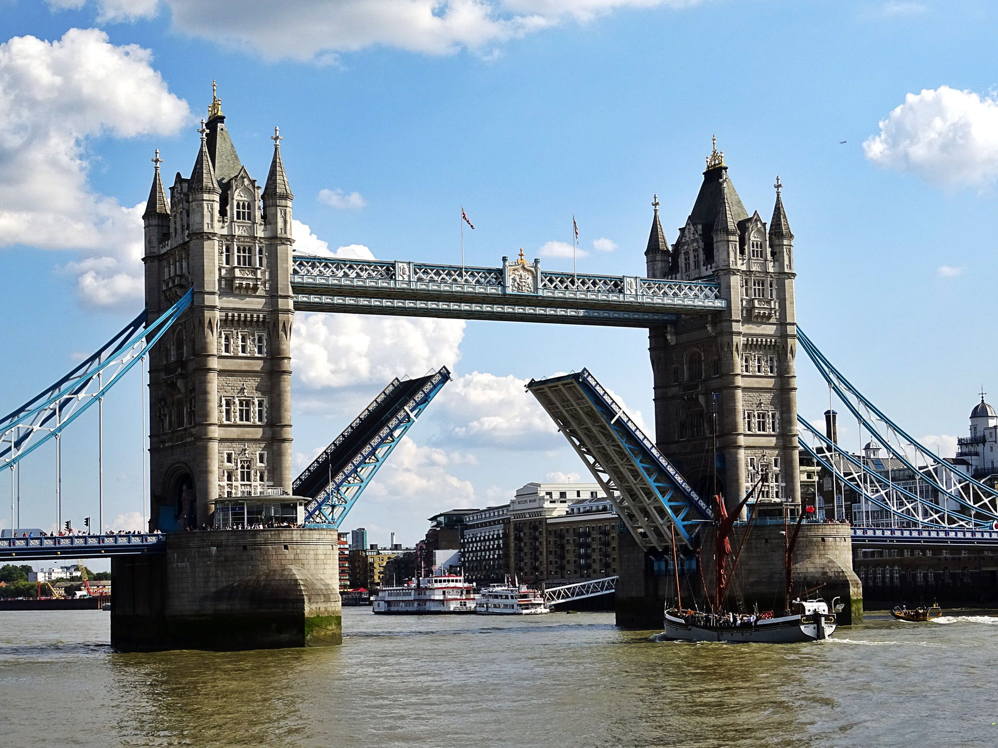Tower Bridge, ponte de Londres