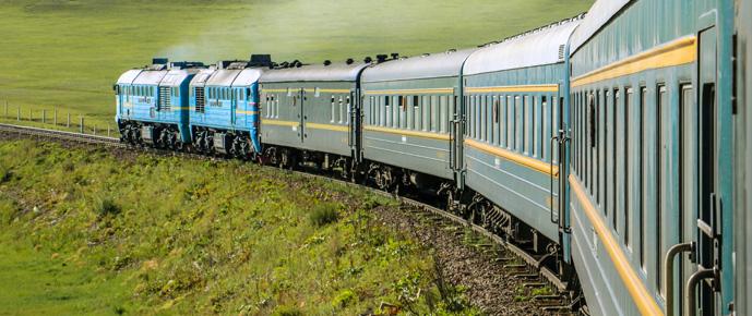 trem transiberiano