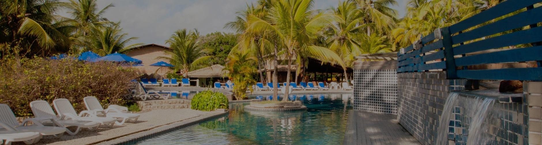 pacotes pratagy beach resort