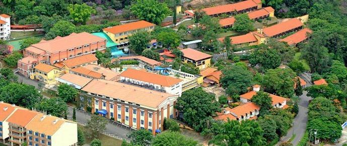 hotel fonte colina verde reveillon
